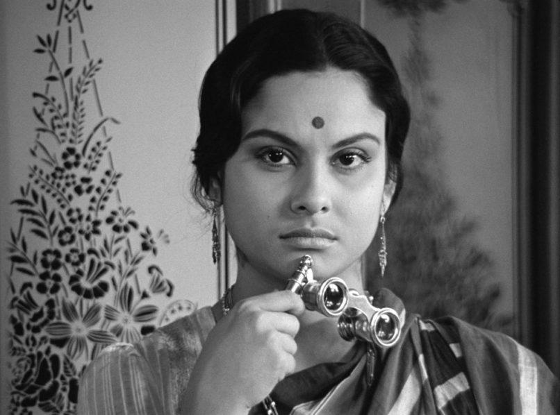 Charulata by Satyajit Ray