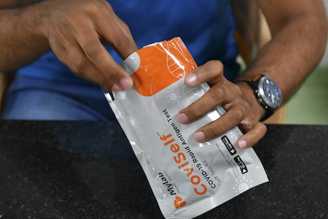 CoviSelf: India's first Covid-19 home test kit