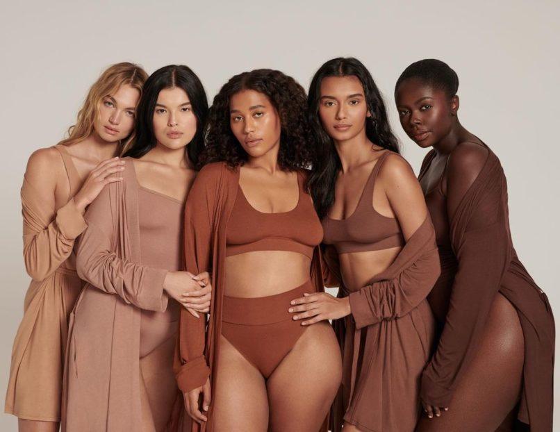 Kim Kardashian Skims