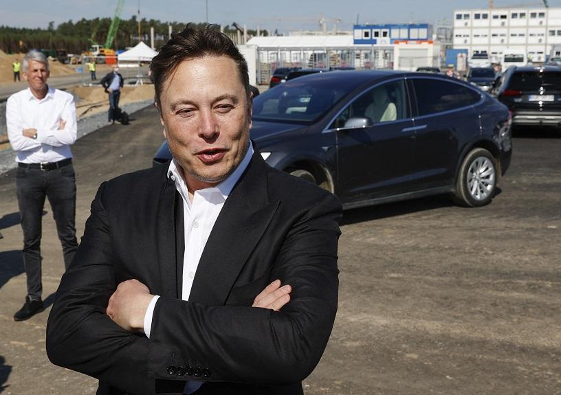 Elon Musk - Escroqueries en crypto-monnaie