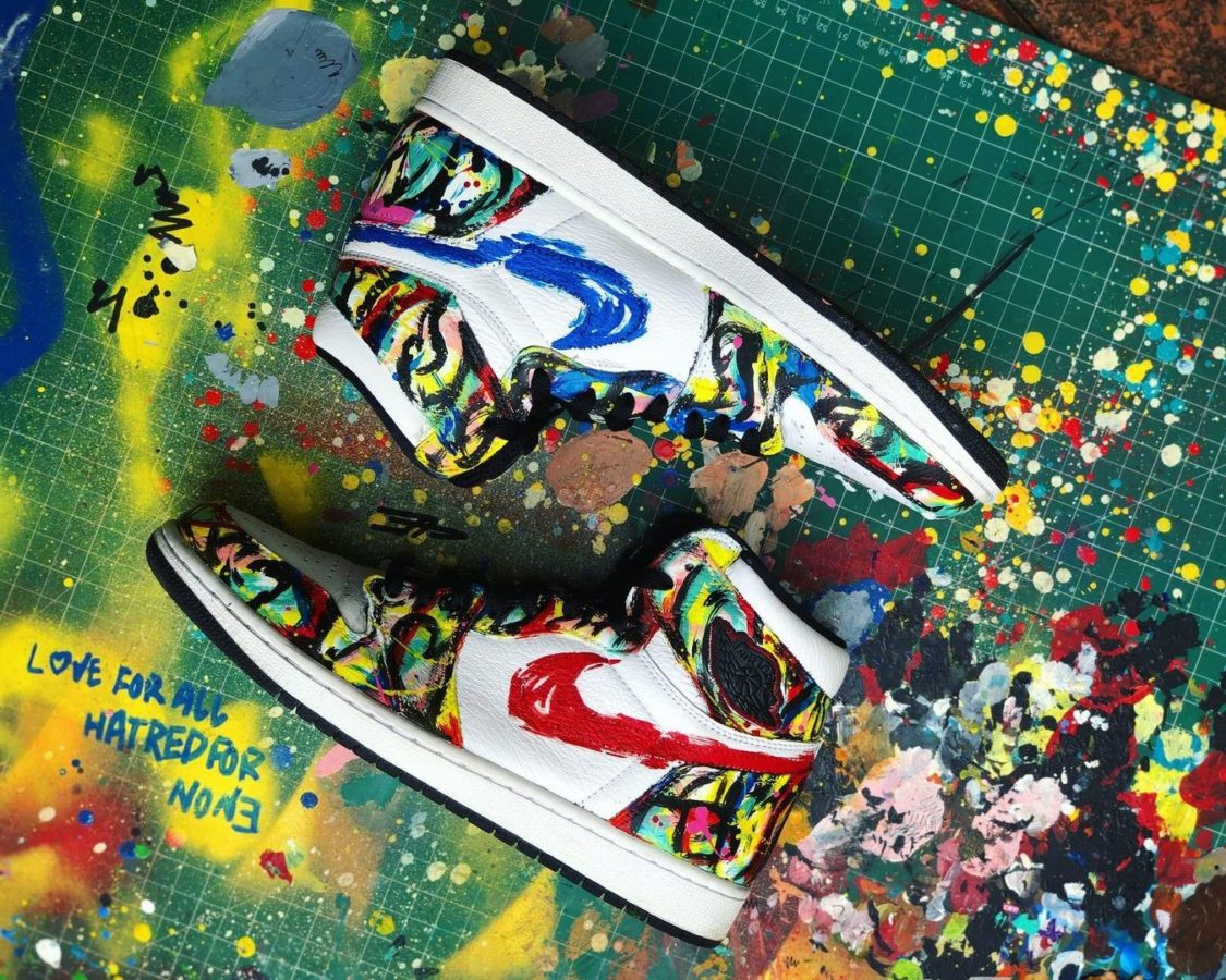 #LSAforLocal: Indian sneaker customisers mixing hypewear, hip-hop, and art