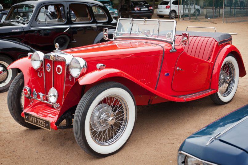 vintage car museums