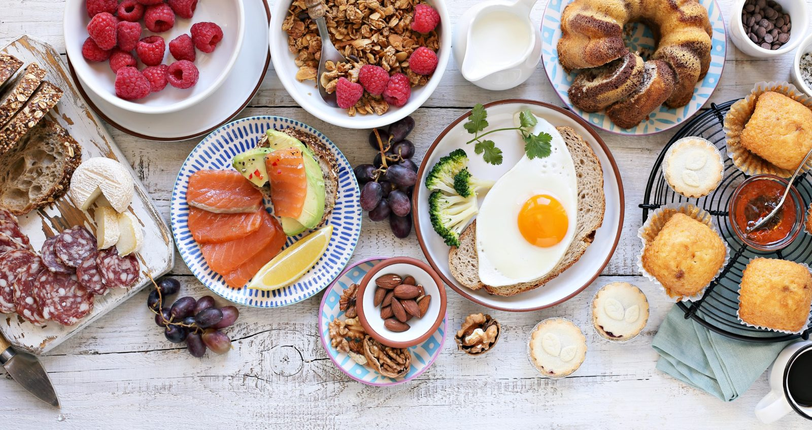 Scrumptious brunches in Pune that match the city's year-round lovely weather