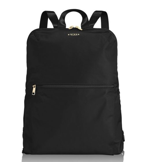 Tumi Voyageur Just In Case Foldable Backpack, Black