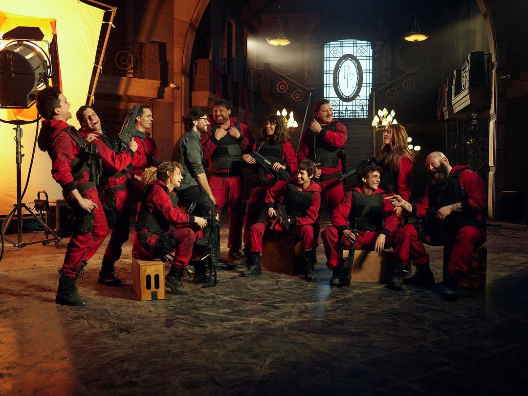 Which 'Money Heist' Season 5 character are you?