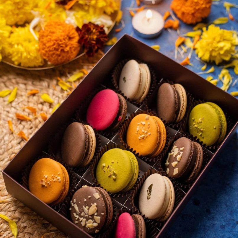 macarons in India