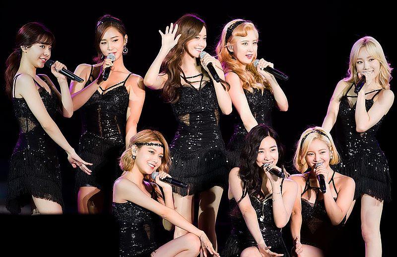all-girl K-pop bands