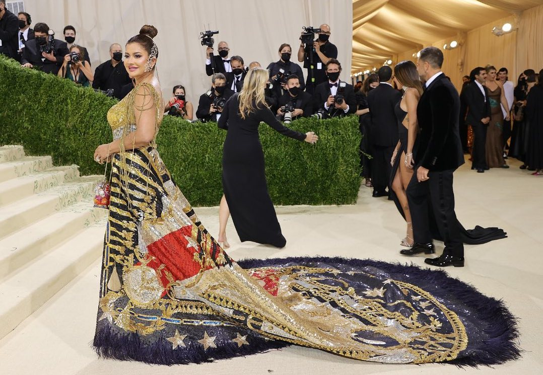 Sudha Reddy, the only Indian to attend Met Gala 2021, dazzles with her Ganesha clutch