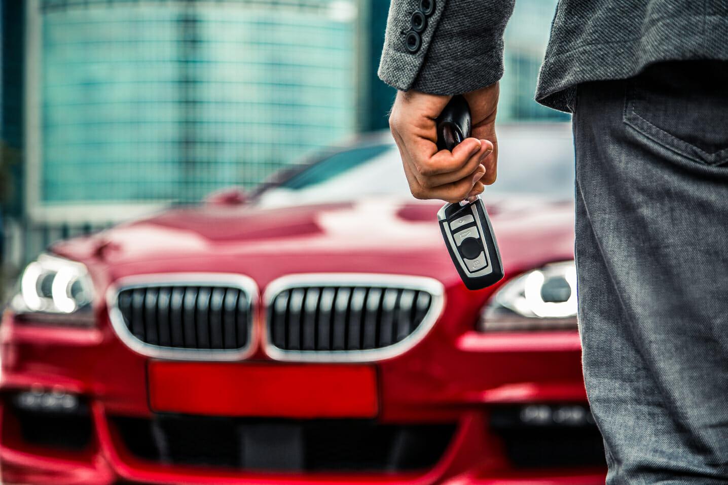 buying used luxury cars