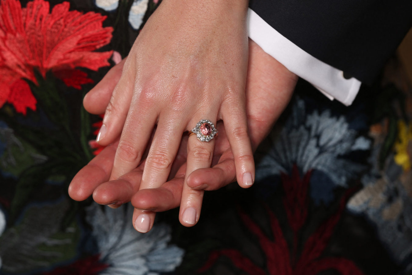 The most Googled royal engagement rings of all time
