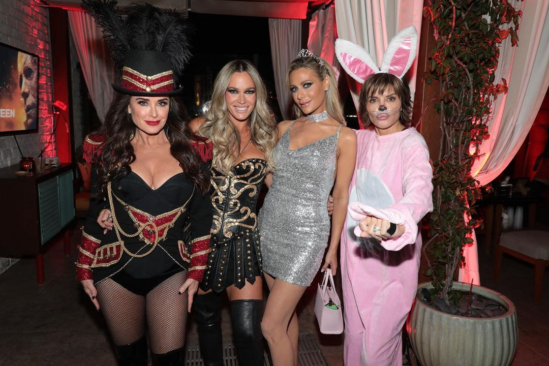 Halloween has already begun for these celebs — see all the best looks of 2021